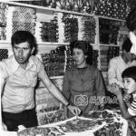 Kapalı Çarşı,Havlu Mağazası 1983