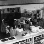 Havlu Dokuma Fabrikası kadın, 1983
